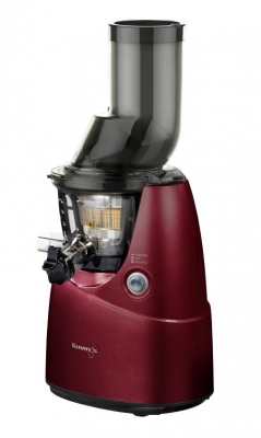 B6000 WHOLE Slow Juicer (BURGUNDY)
