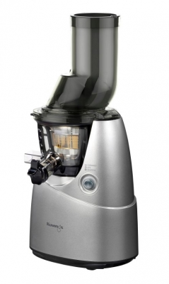 B6000 WHOLE Slow Juicer (SILVER)