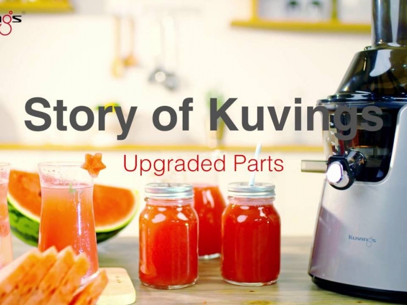 Kuvings Whole Slow Juicer B6000 Manual : Sokovnik Kuvings C9500 Cena Prodaja Srbija Hladno cedjenje juice zdravlje sokovnik